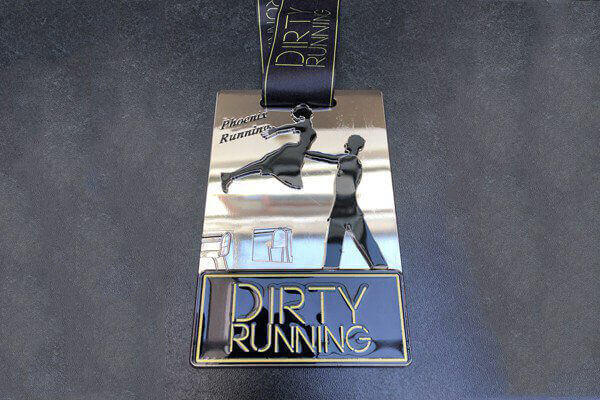 VIRTUAL - Dirty VIRTUAL Running