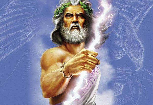 Zeus & the Thunderbolt
