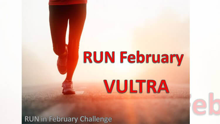 VIRTUAL - RUN February VULTRA