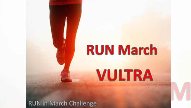 VIRTUAL - RUN March VULTRA