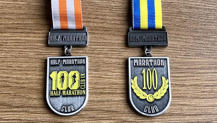 VIRTUAL - 100 Medals
