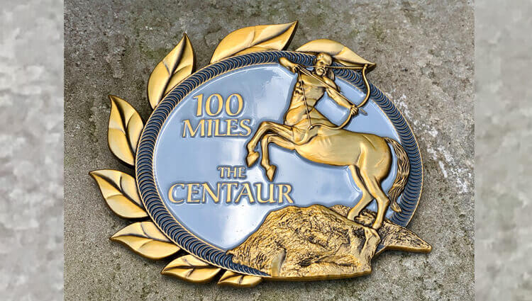 VIRTUAL - The Centaur 100 Mile VULTRA