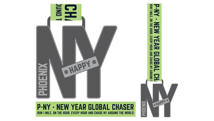 VIRTUAL - P-NY - New Year Chaser