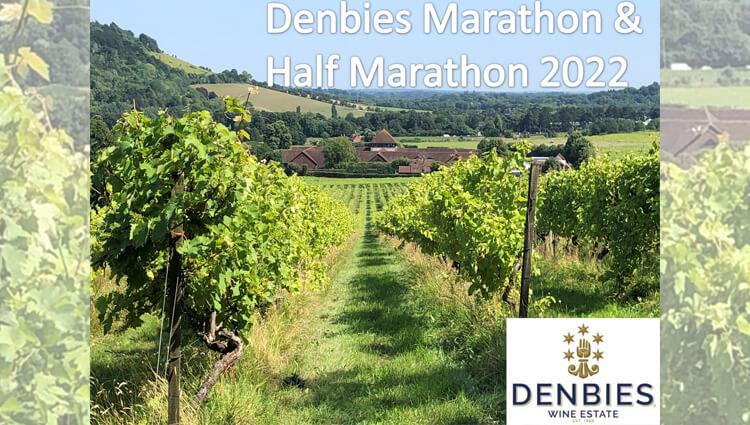Denbies Marathon & Half Marathon