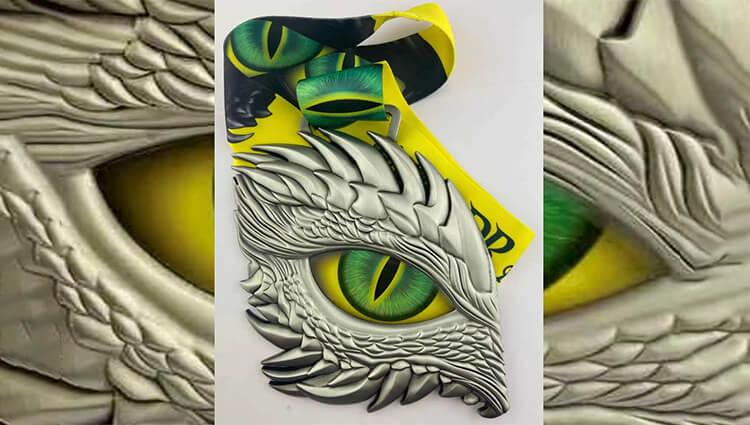 VIRTUAL - Dragon's Eye - Green