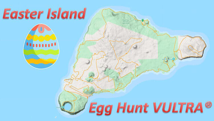 VIRTUAL - Easter Island Egg Hunt VULTRA