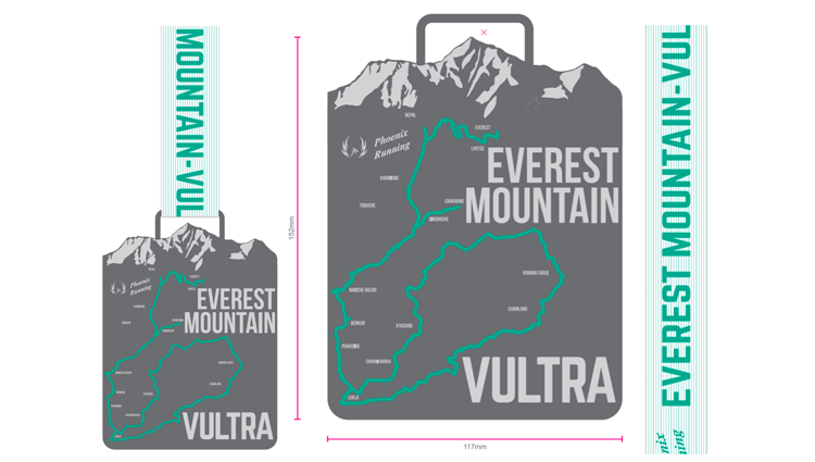 VIRTUAL - Everest Mountain VULTRA