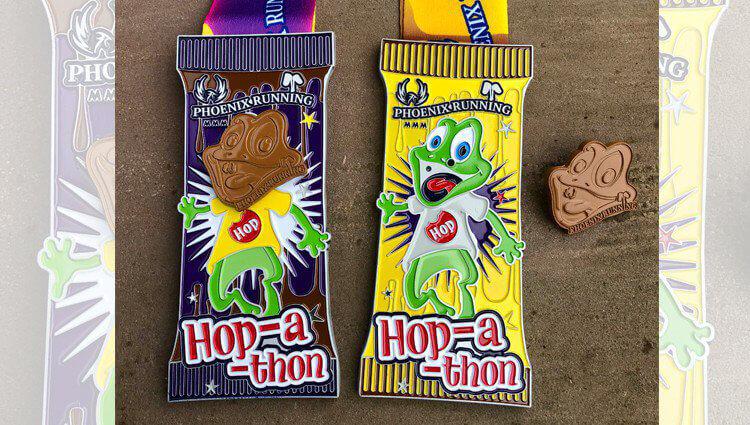 Hopathon Winter Run