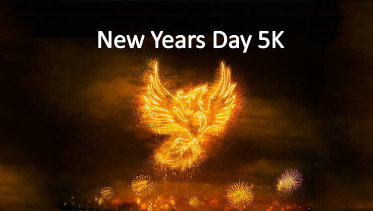 VIRTUAL - New Years Day 5K