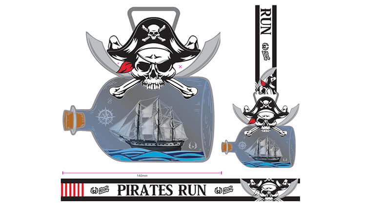 Christmas Pirates Run