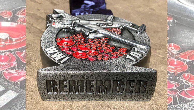 VIRTUAL - Remembrance Run