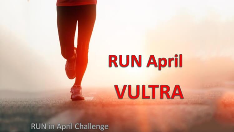VIRTUAL - RUN April VULTRA