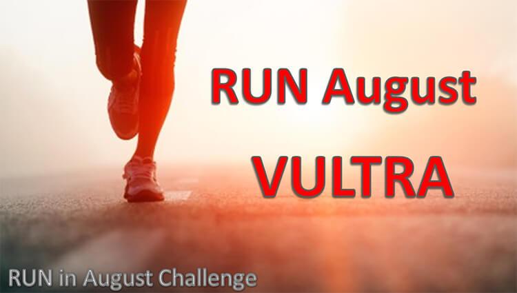 VIRTUAL - RUN August VULTRA