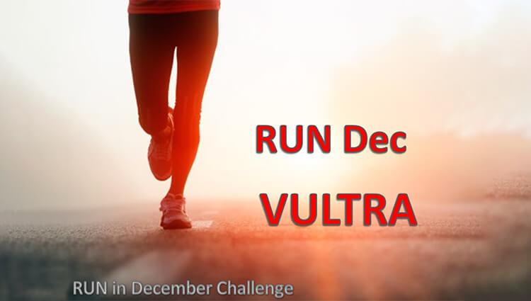 VIRTUAL - RUN December VULTRA