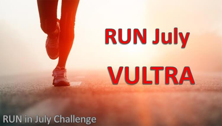 VIRTUAL - RUN July VULTRA