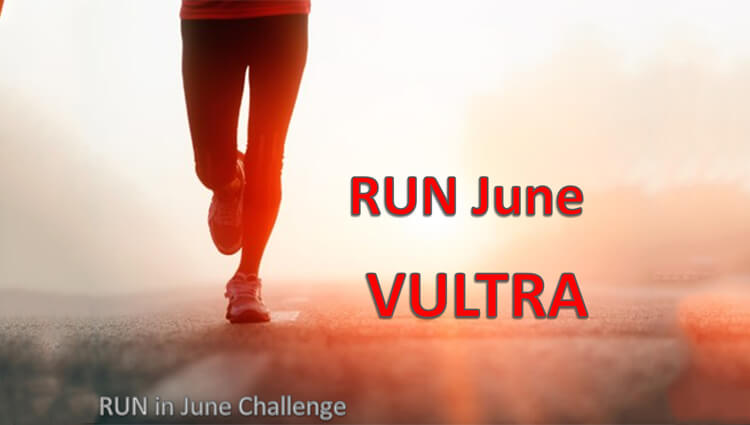 VIRTUAL - RUN June VULTRA