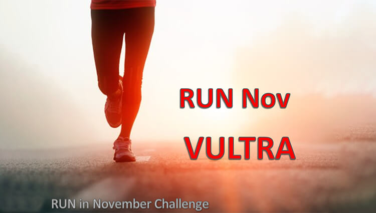 VIRTUAL - RUN November VULTRA