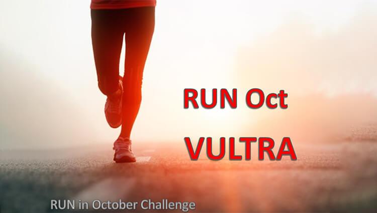 VIRTUAL - RUN October VULTRA