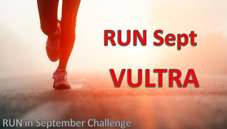 VIRTUAL - RUN September VULTRA