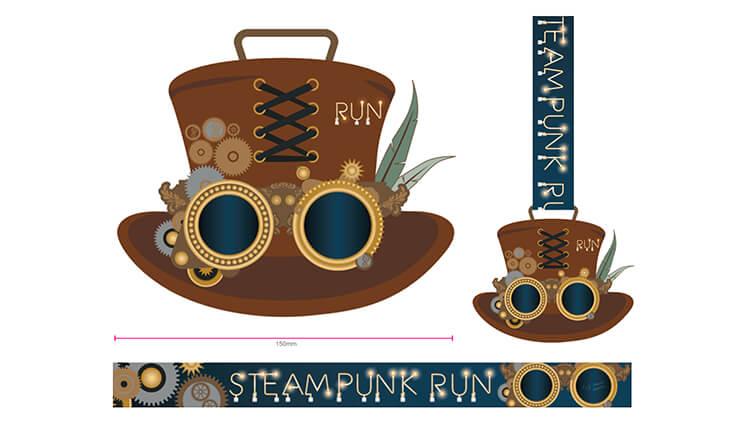 Steampunk Run