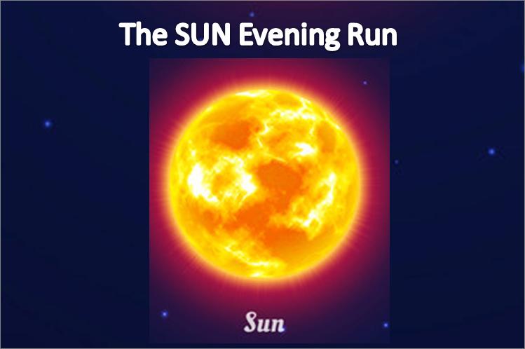 The SUN Evening Run