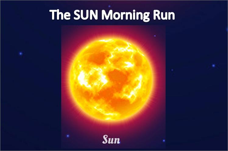 The SUN Morning Run