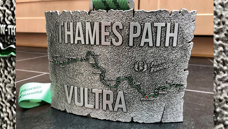 VIRTUAL - Thames Path Super-VULTRA