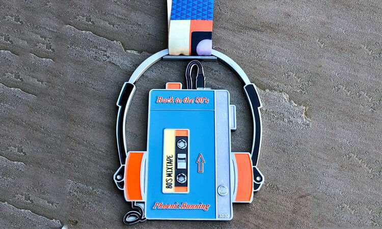 VIRTUAL - If you can't run then, WALKman!
