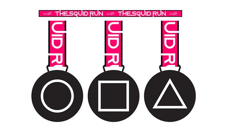 Squid Run - the Circle Run