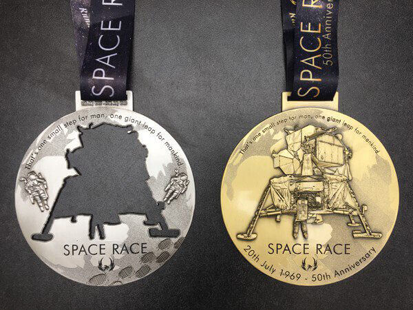 Space Race - SILVER
