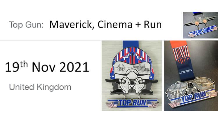 Top Gun 2 - Maverick private CINEMA & Top Run 2