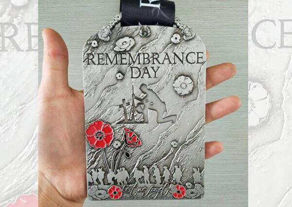 Remembrance Day - Virtual Challenge