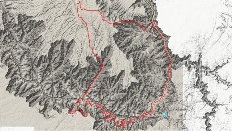 VIRTUAL - Grand Canyon Vultra