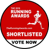 Phoenix Running have been nomiated for 2019 Running Awards, please vote for us!